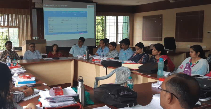 3-Month Course Mentor Workshop, 7th – 9th August, SCERT, Raipur