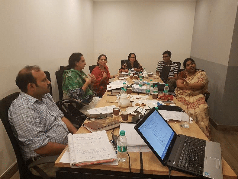 Second Mentor Workshop for Prarambhik Bhasha Shikshan Certificate Course Batch 2018, Delhi, 29th August to 1st September