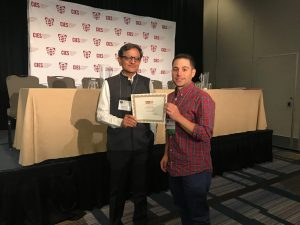 Best Field Initiative Award at CIES 2019