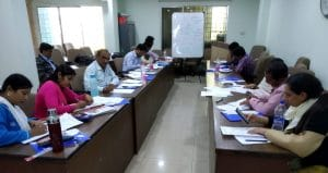 Orientation Workshop with Mentors of 3-Month Course, Chhattisgarh