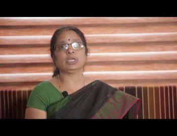 Testimonial- Vidya Dange, Lecturer, SCERT (Chhattisgarh)