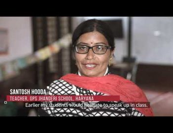 Language Learning Outcome Improvement Project- Haryana